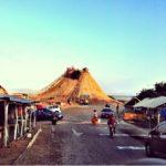 volcan – manglar